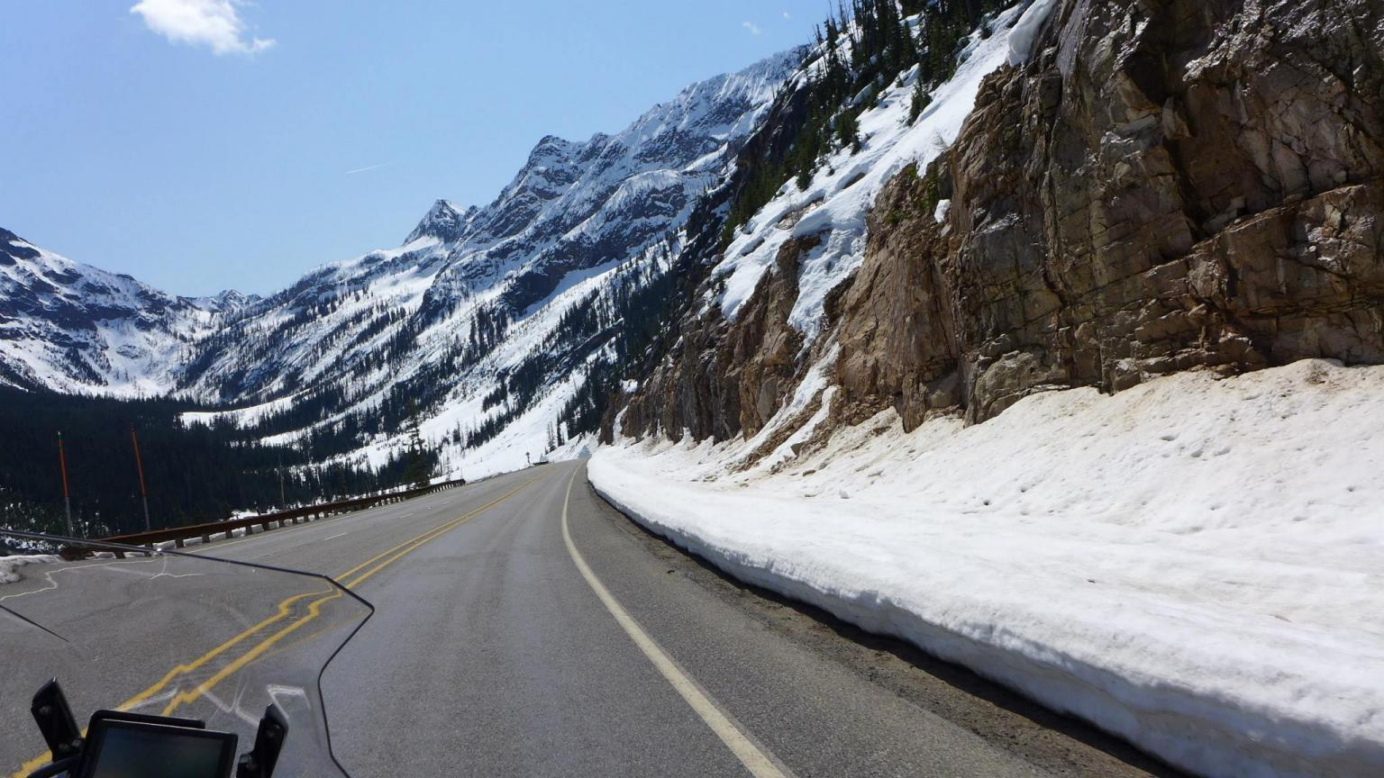 WA 20 / North Cascades Highway : Burlington- Tonasket  - Kettle Falls - Newport